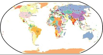 Où étaient vos ancêtres il y a 1 000 ans ?