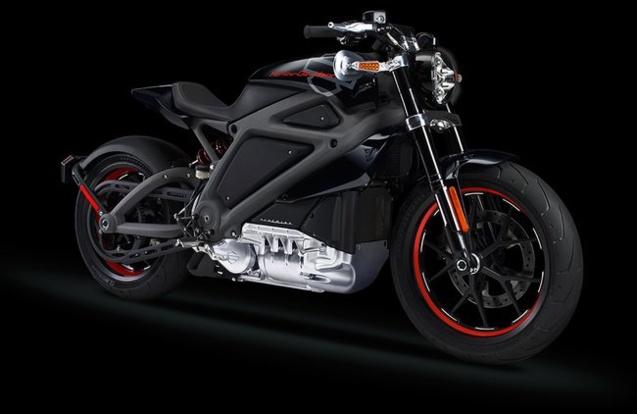 LiveWire : la moto électrique et verte de Harley Davidson