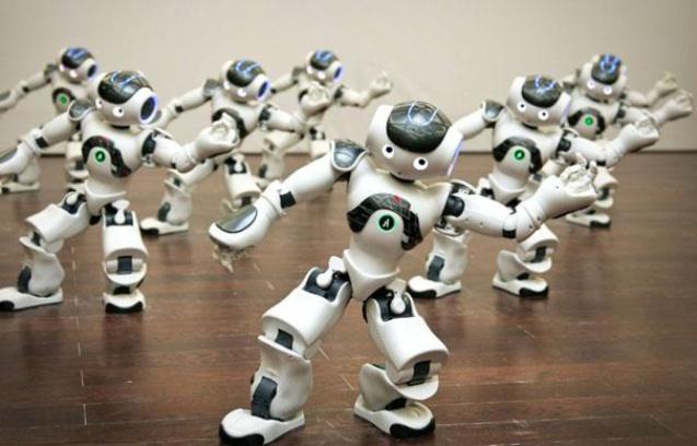 Exemple de robots