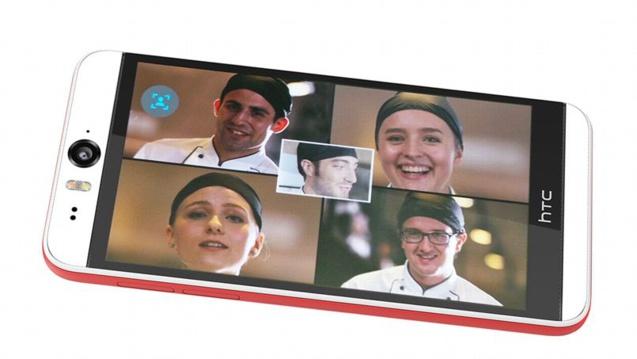 Le smartphone HTC Desire Eye