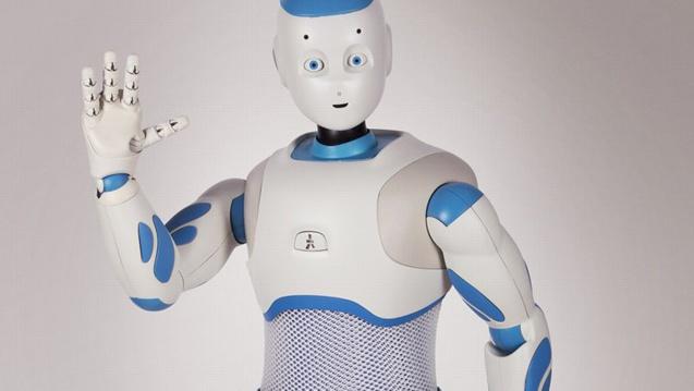Le robot Romeo