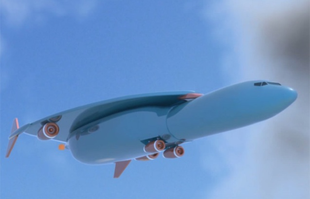Le super supersonique d'Airbus