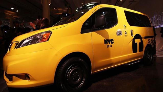 Nissan : le taxi du futur