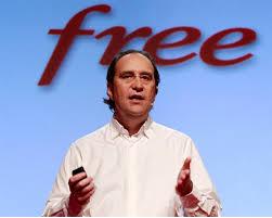 En avant la 4G de Free Telecom