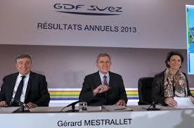 Dégazage pour GDF Suez