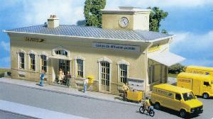 Transformation des bureaux de poste en ville