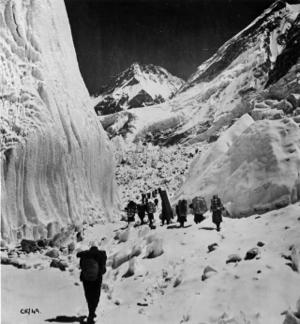 La colère des sherpas de l'Everest