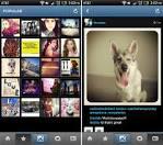 Layout, Instagram mise en page