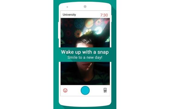 Le réveil-selfie