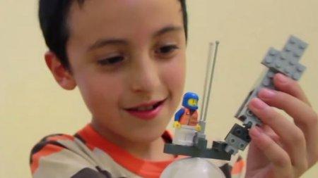 Quand les Lego dédramatisent le handicap