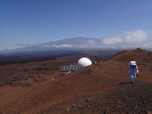 Astronomie : Hi-Seas ou l'enfermement volontaire