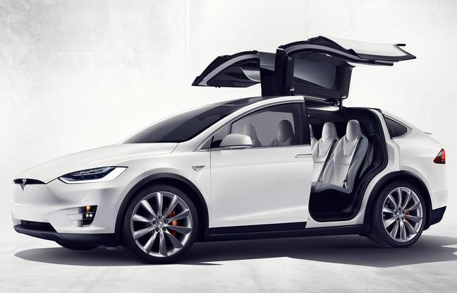 Tesla X, le nouveau véhicule électrique d'Elon Musk