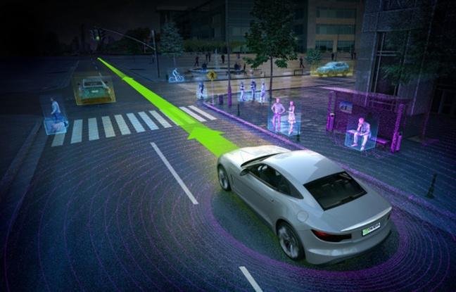 Un superordinateur pour les voitures autonomes