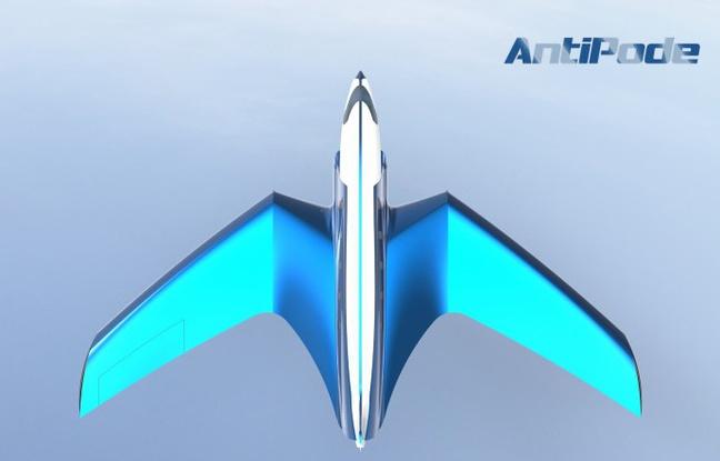 Antipode, le jet à très grande vitesse