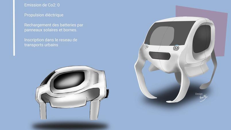 SeaBubble, la voiture volante