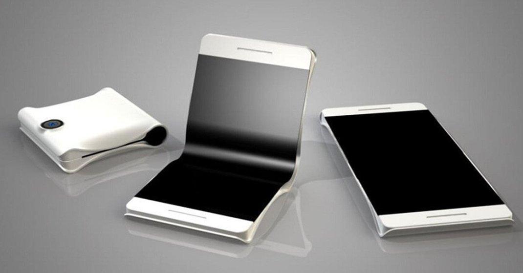 Samsung et le téléphone pliable