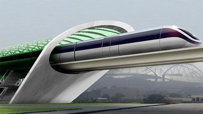 Hyperloop, le train du futur