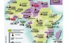 L'Afrique, zone business hétérogène