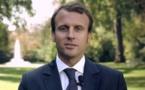 Croquer dans le Macron