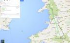 Google Maps et les dragons…