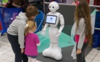 Pepper, le robot «personnal shopper» chez Carrefour