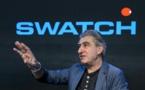 Payer avec sa Swatch