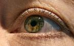 Écrire avec le réflexe pupillaire